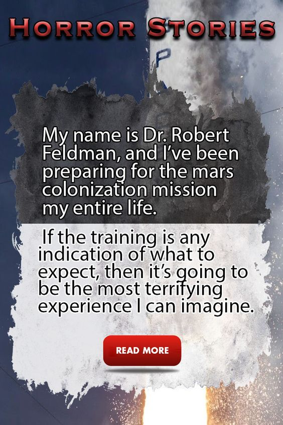 Training Begins for the Mars Colonization Project: Short